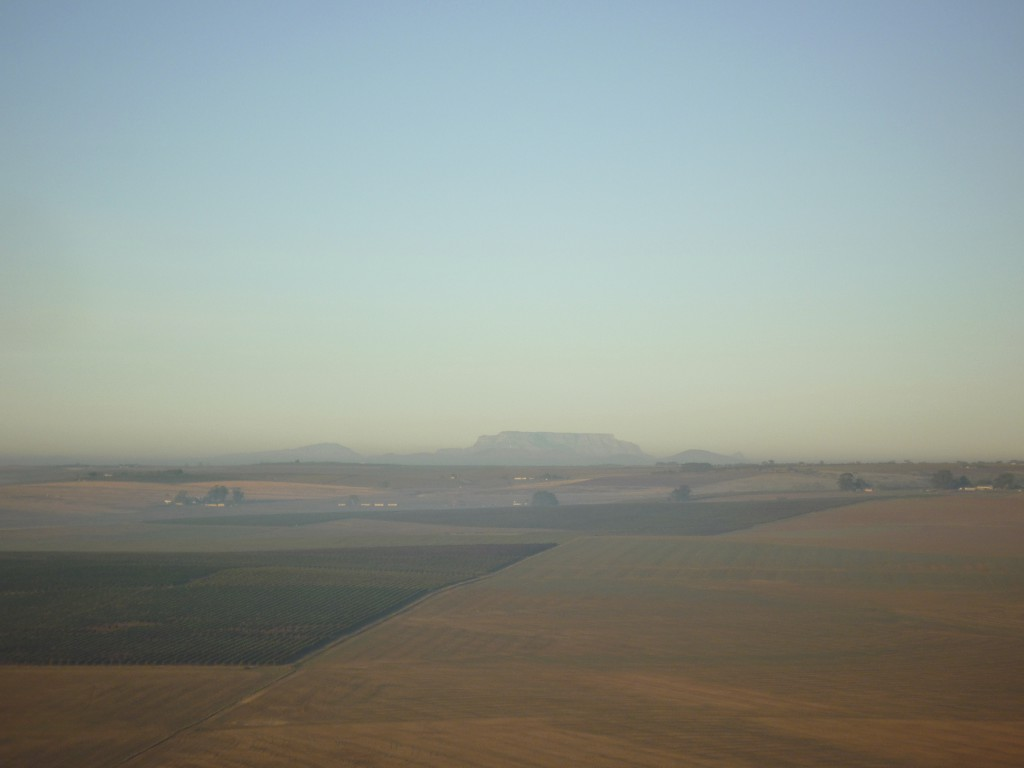 Hot Air Ballooning Cape Winelands Paarl Wellington South Africa
