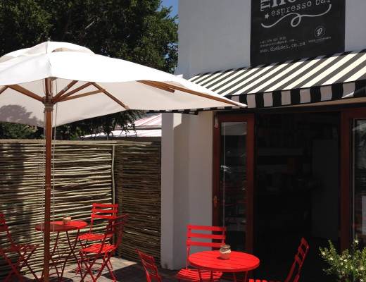 The Hoek Coffee Espresso Bar Franschhoek