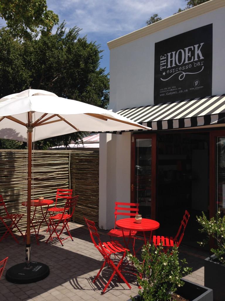 The Hoek Coffee Espresso Bar Franschhoek