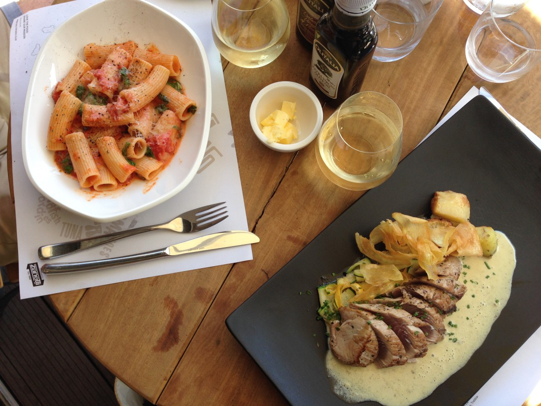 Villa 47 is a new Italian hotspot in the center of Cape Town, bree street. Delicious Italian inspired food, friendly service and a stylish interior.