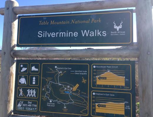 Silvemine nature reserve walks