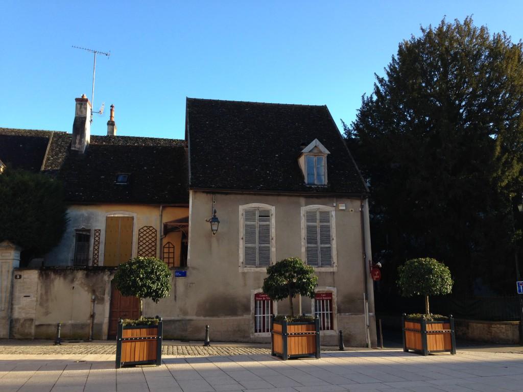 Beaune, Burgundy Wine Village, France