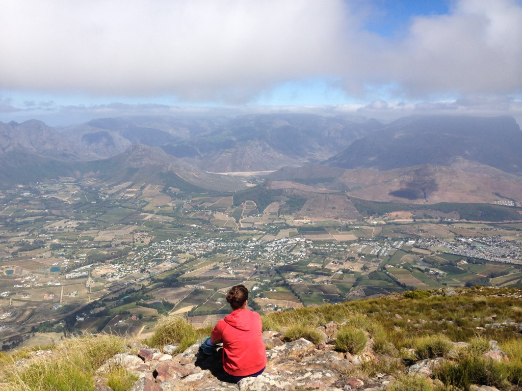 Mont Rochelle Nature Reserve Hiking Trails, Franschhoek