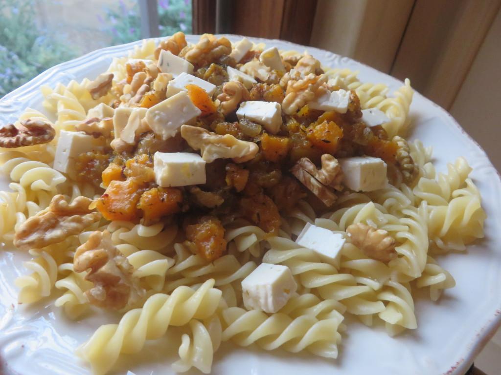 a lovely autumn dish
