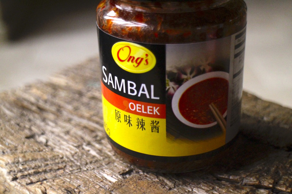 West Eastern Asian spicy chilli based sauce can be used in all sort of food and dishes and cuisines; from poultry to seafood to vegetables to meats