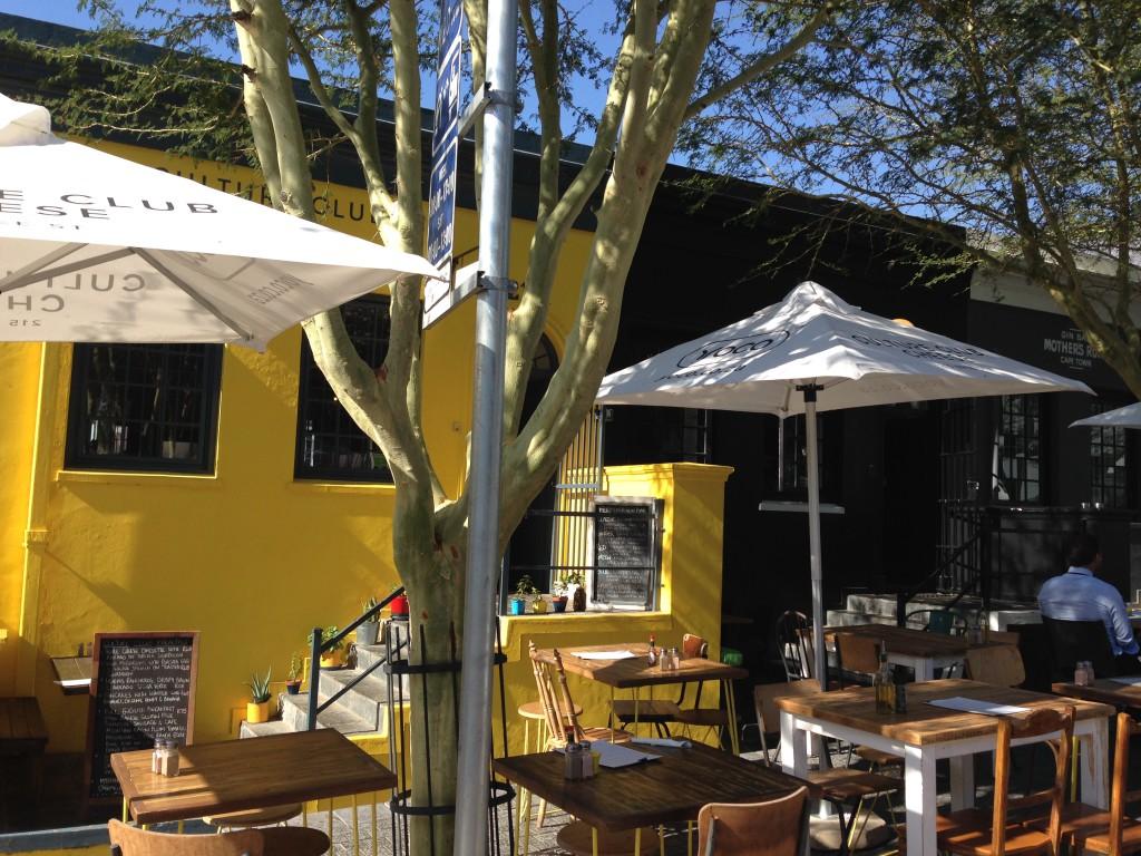 Culture Cheese Club, Bree Street, Cape Town