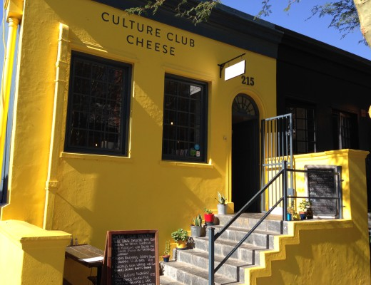 Culture Club Cheese, Bree Street, Cape Town, South Africa