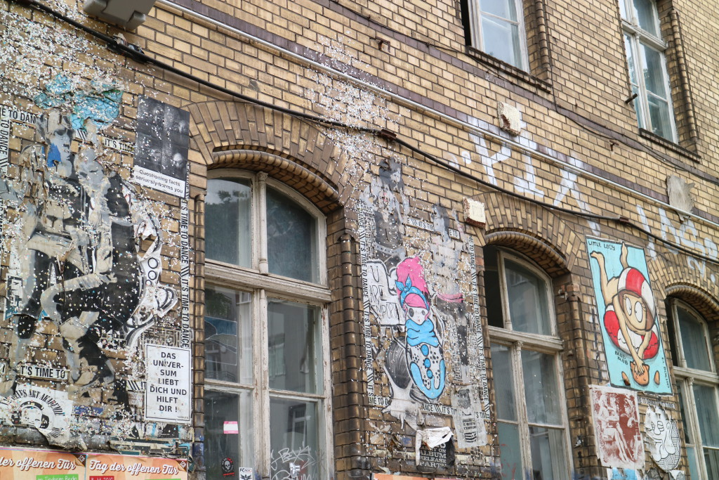 Berlin Street Art and The Wall (Mauer)