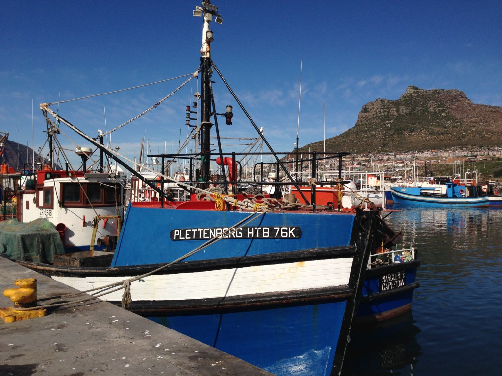 Hout Bay Harbour and Waterfront, South Africa