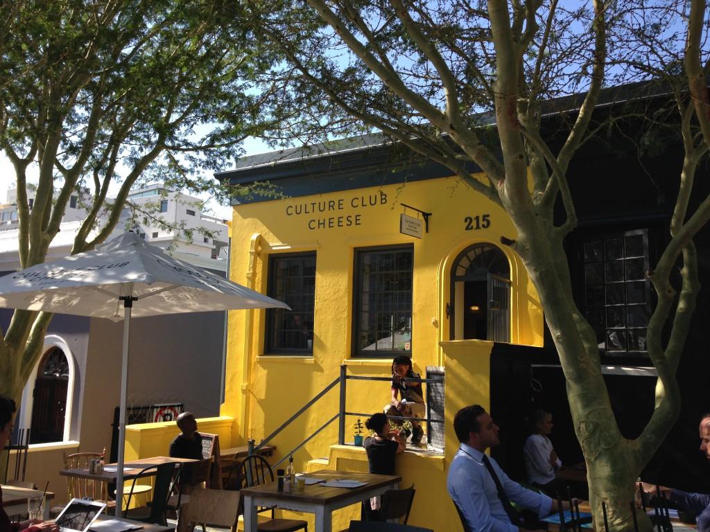 Culture Cheese Club Bree Street