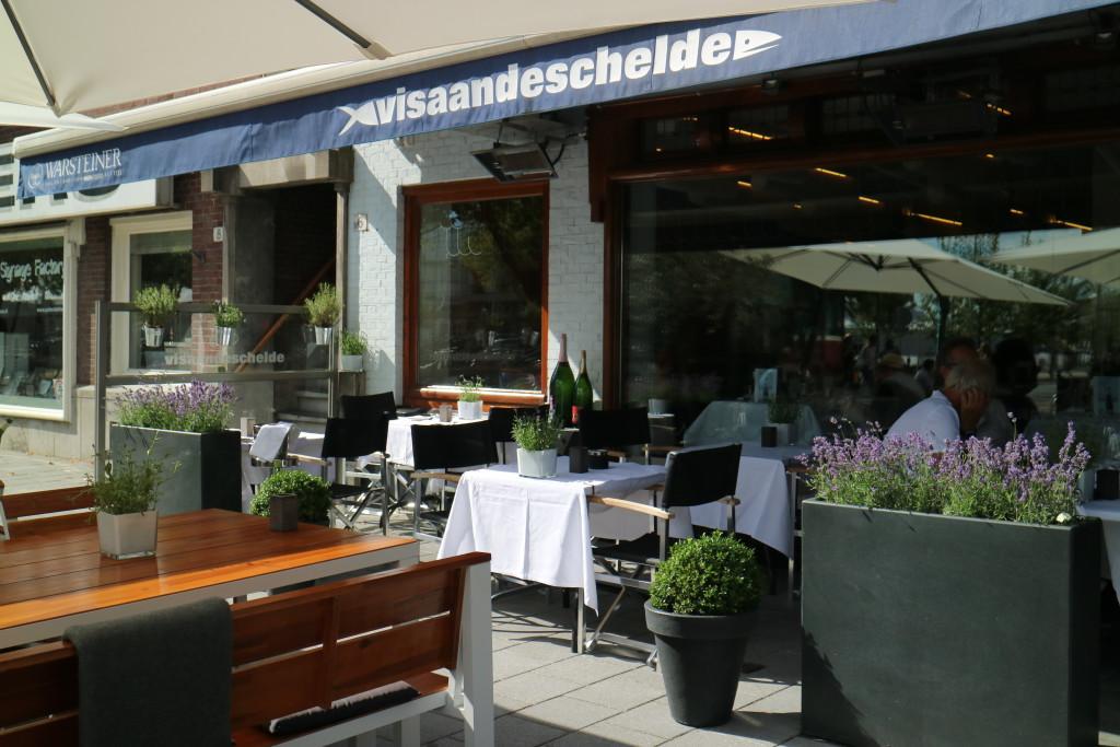 Vis aan de Schelde, Amsterdam, Restaurant, seafood