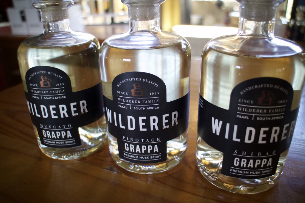 Pappa Grappa, Italian German Restorante, Simondium Paarl, South Africa, Wilderer's Distillery, Grappa and Gin