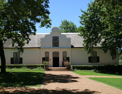 Boschendal Deli and Farm Shop restaurant. Franschhoek, South Africa