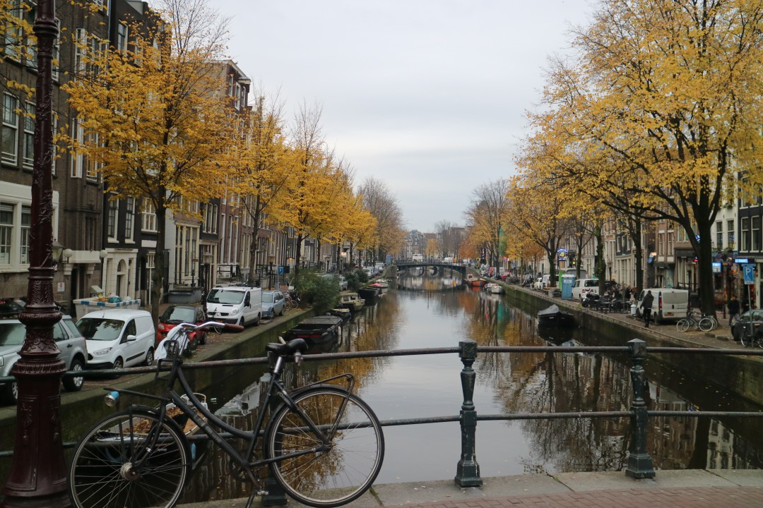 Koffieschenkerij, Oude Kerk, De Wallen, Amsterdam, Coffee, Tart, Hotspot