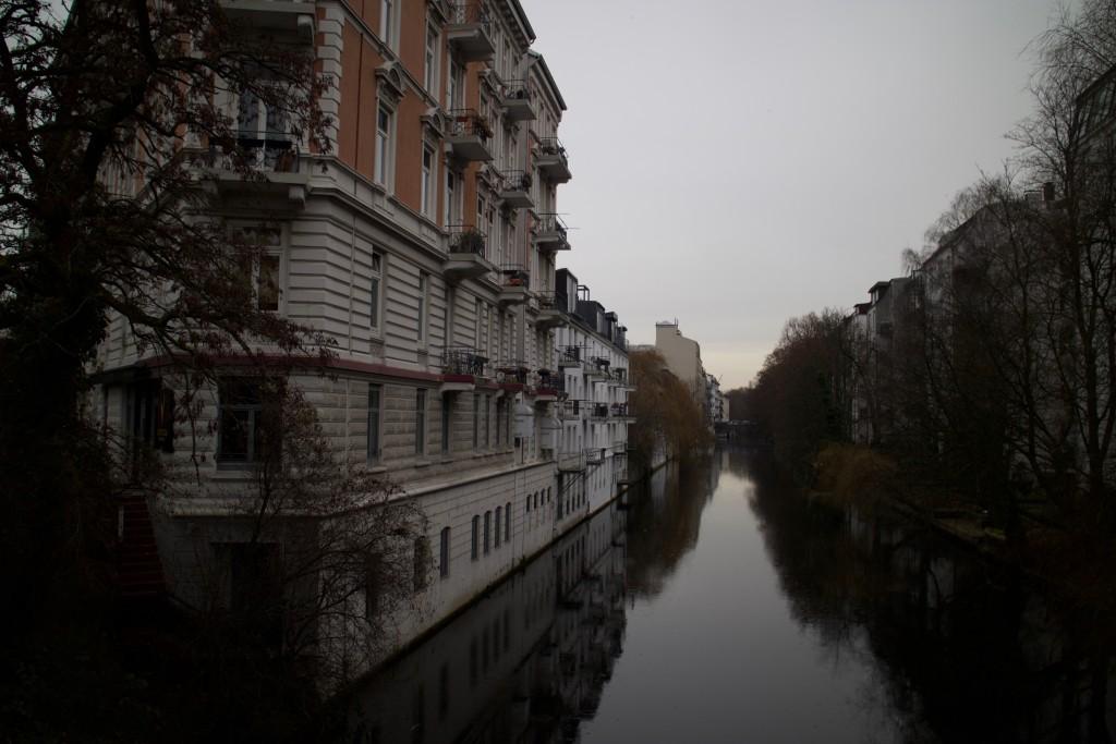 Isemarkt, Hamburg, Eppendorf, Germany