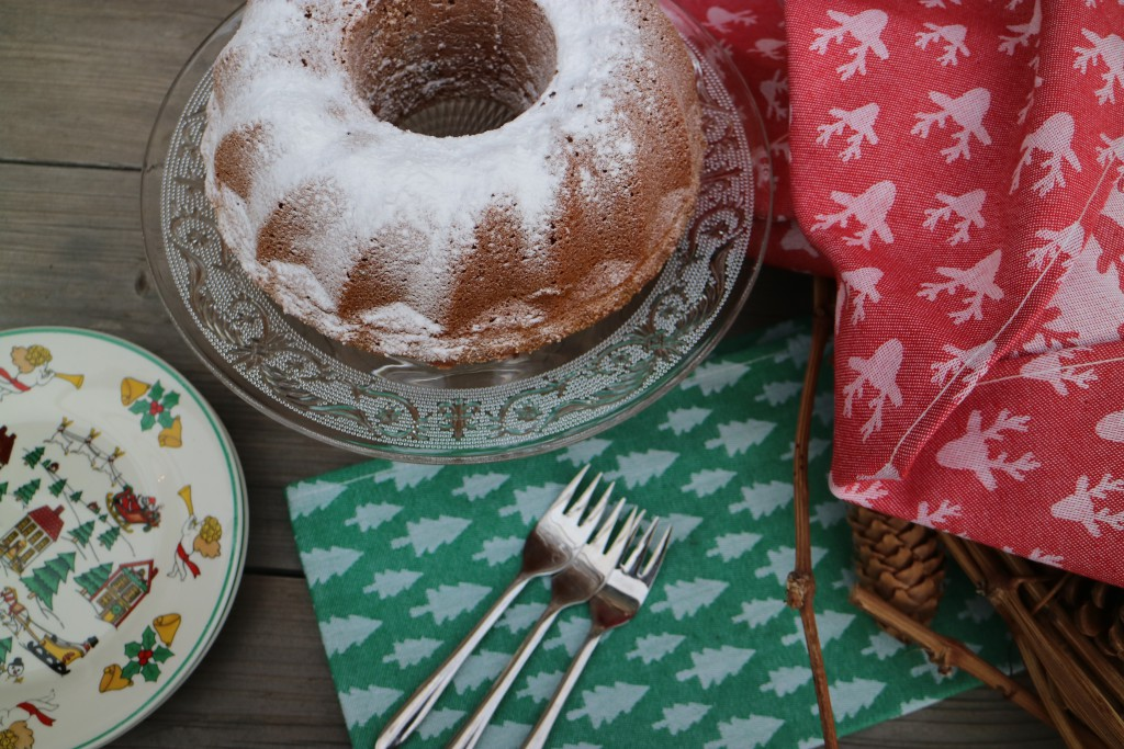 Christmas Turban Cake from Granny's recipe