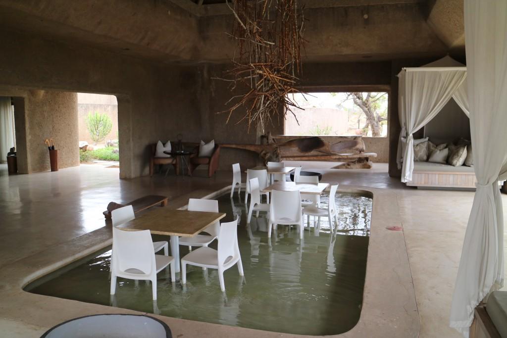Earth Lodge, Sabi Sabi, Sabi Sands Private Game Reserve, Kruger, Skukuza, South Africa, Mpumalanga