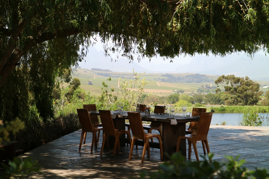 Jordan Restaurant and Winery, Stellenbosch, South Africa
