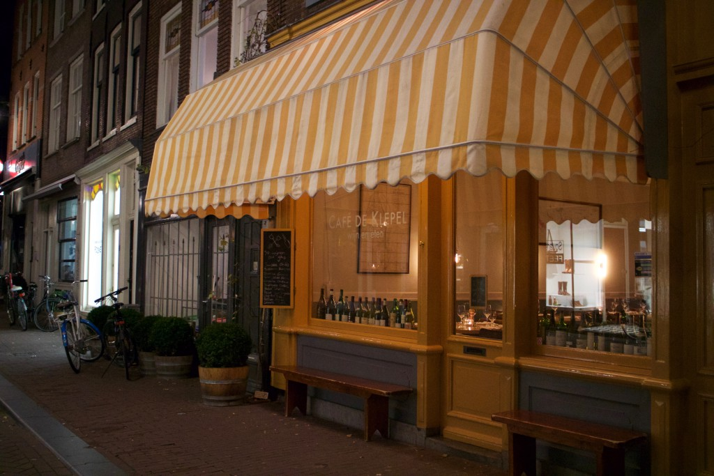 Restaurant, bar and coffee hotspots Amsterdam from summer, autumn and winter 2016 - 2017