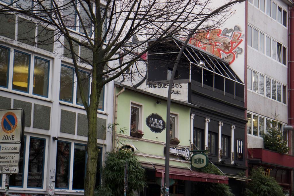 Pauline's, Breakfast, Frühstuck, hotspot Hamburg, Germany
