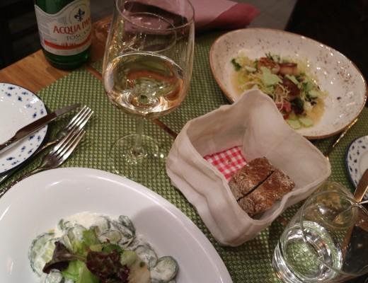 Tschebull, Restaurant and Bar, Austrian, Hamburg, Germany, Culinary food, Michelin, Bib Gourmand