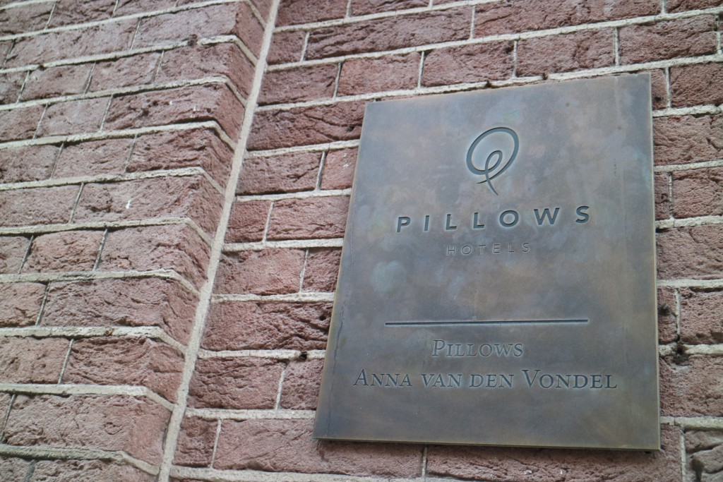 Pillows Anna van den Vondel, Amsterdam, the Netherlands