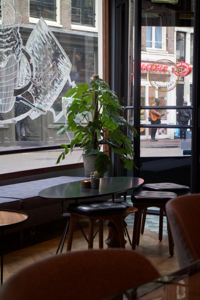 Het Warenhuis, Haarlemmerstraat, Amsterdam. Lunch Breakfast Brunch Spot