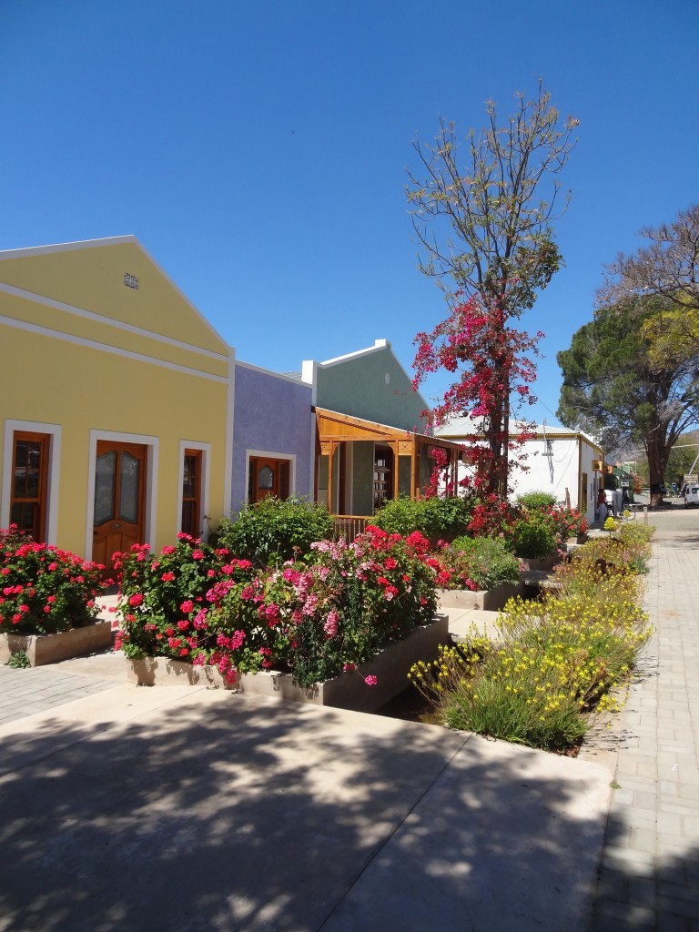Quiet villages like Barrysdale and Greyton or Prince Albert