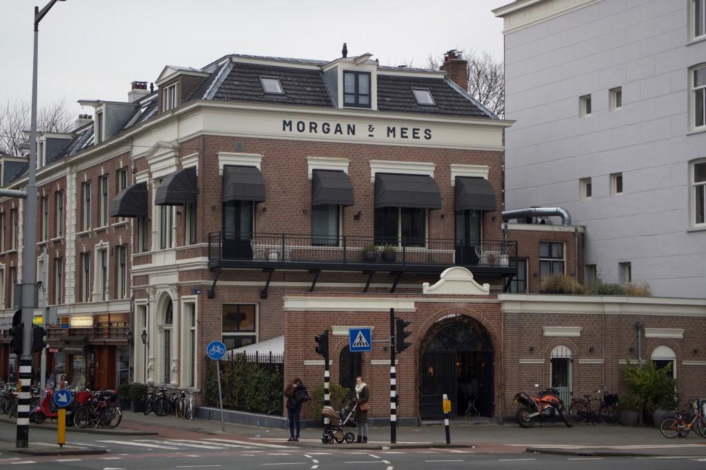 Morgan and Mees, Amsterdam, Lunch Breakfast Dinner hotspot, building, Foodie, Steak Tartare, the Netherlands