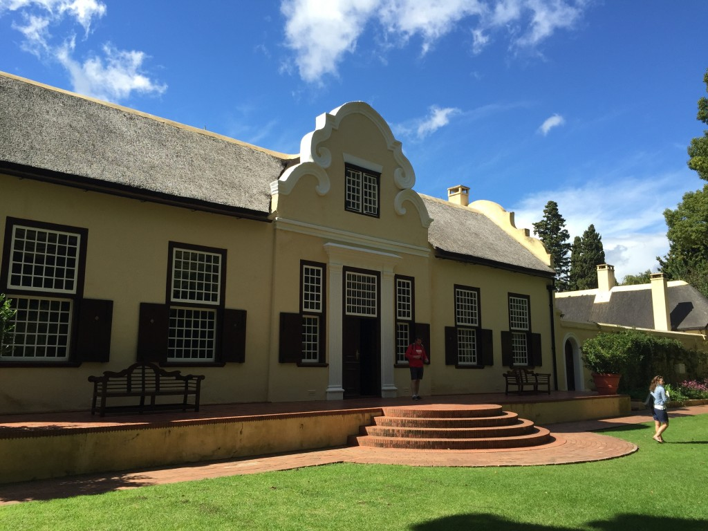 Vergelegen, Somerset West, Wineries South Africa