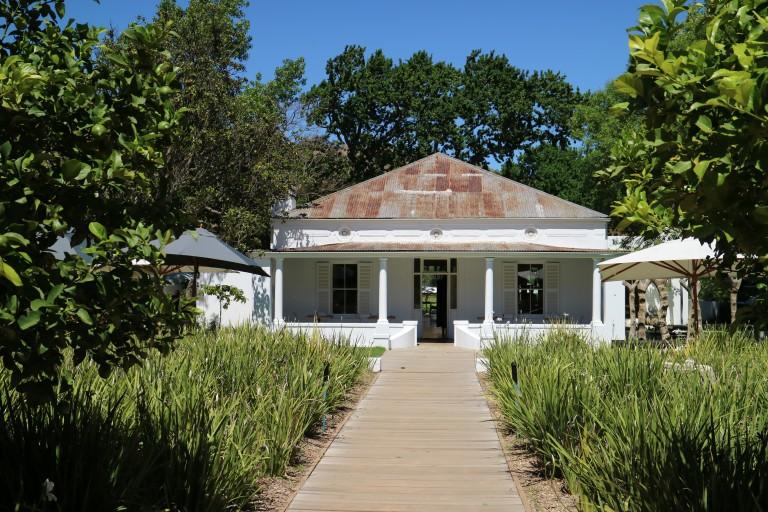 Maison estate, Franschhoek, South Africa