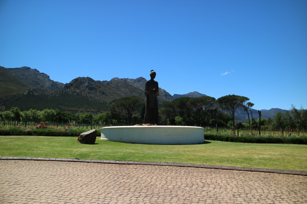 La Motte winery, restaurant, Pierneef La Motte, Rupert Family, South Africa, Franschhoek