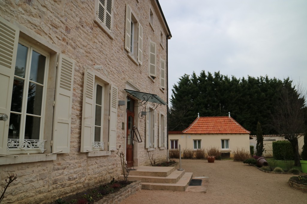 La Marande, Montbellet, Fleurville, Bourgundy, France, Hotel, Boutique, Bed and Breakfast, Michelin star, Restaurant, haute cuisine