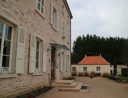 La Marande, Montbellet, Fleurville, Bourgundy, France, Hotel, Boutique, Bed and Breakfast, Michelin star, Restaurant, haute cuisine