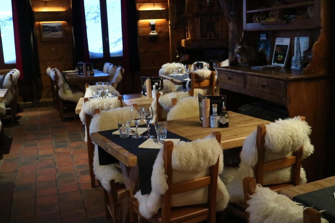 les soir 233 es au chalet de la marine val thorens eat well travel often