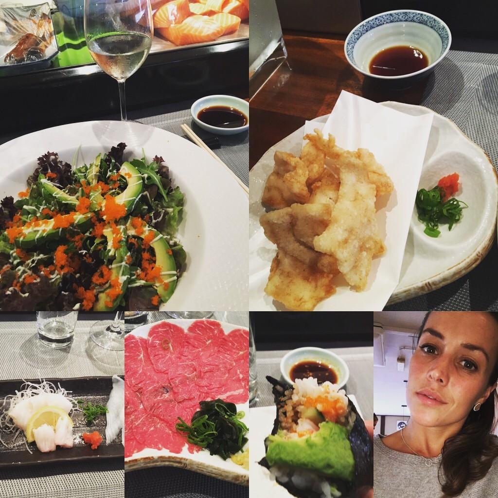 Akitsu, Rozengracht 228, Amsterdam, Japanese cuisine, Japans, keuken, eten, sushi, fine dining, sake