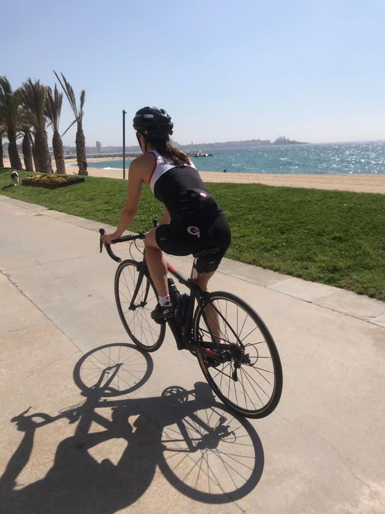 Ride along Spain 2018, Marijn de Vries, Spanje, wielrennen, vrouwen, Frank, reizen, fietsvakantie, Spanje, Catanlunya