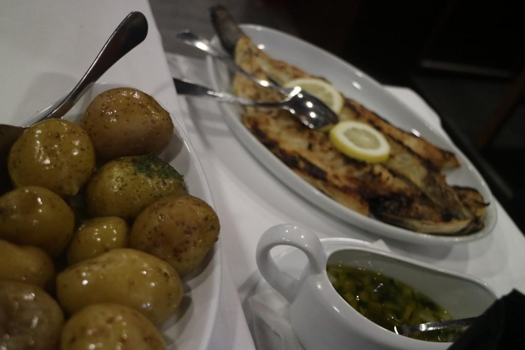 Tito II, Matosinhos, Porto, verse vis, visafslag, restaurant, hier moet je eten, reizen, portugal, eten, wijnblog, wijnblogger, foodblog, uit eten, tip van Auk