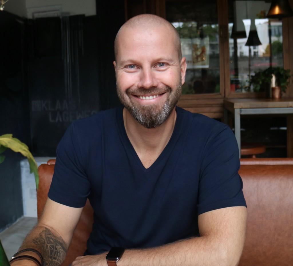 Awsomm proeft de chef Sidney Schutte, Café Cliché, Spectrum, Michelin, interview