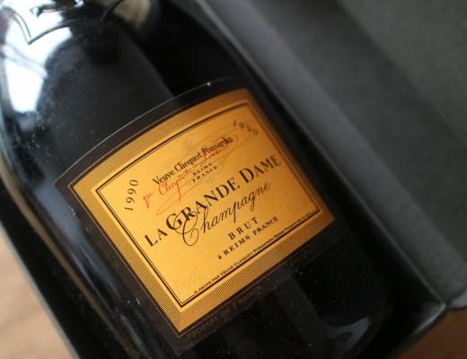 Veuve Clicquot Ponsardin, La Grande Dame 1990, Champagne, La Grande Momente, Vintage Champagne